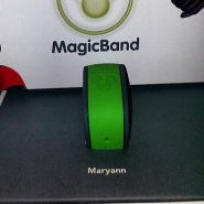 A close look at the MagicBand