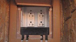 Charging station before USB upgrade (Photo credit: Zannaland.com)